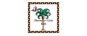 Shrimp & Grits Kids Clothing